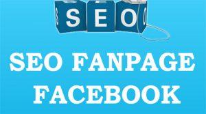Dịch vụ seo fanpage