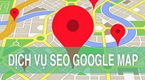 Dịch vụ seo google map