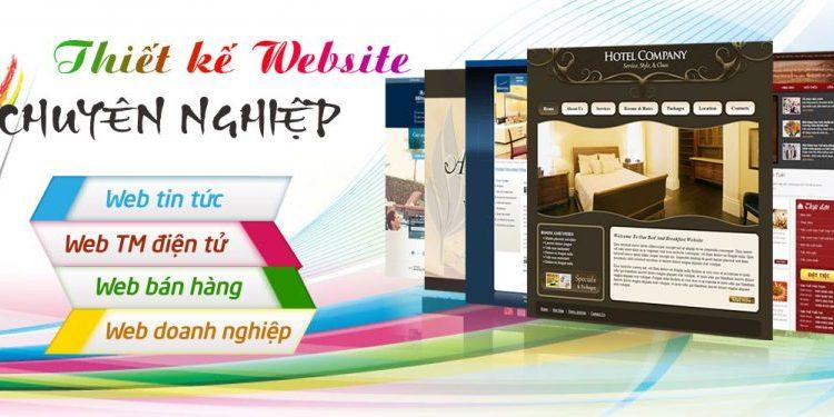 Dịch vụ thiết kế website hàng đầu việt nam