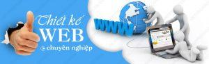 Thiết kế website chuyên nghiệp hcm