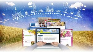 Thiết kế website du lịch đẹp