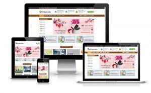 Thiết kế website miễn phí trực tuyến