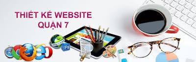 Thiết kế website quận 7 uy tín chuẩn seo