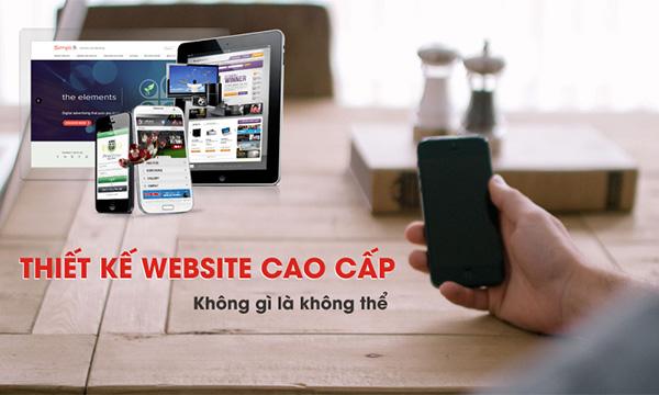 Dịch vụ thiết kế website tại Quận phú nhuận