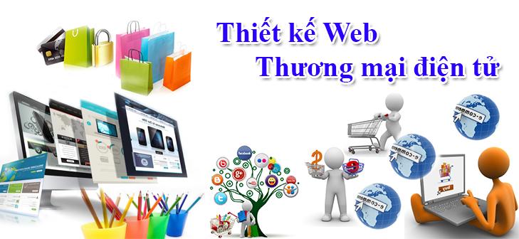 Thiết kế website sàn thương mại điện tử giá rẻ