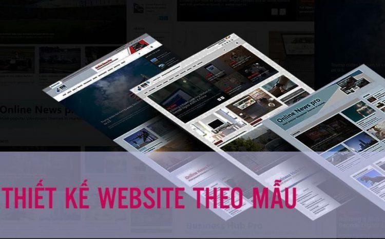 Dịch vụ thiết kế website tại Quận 10