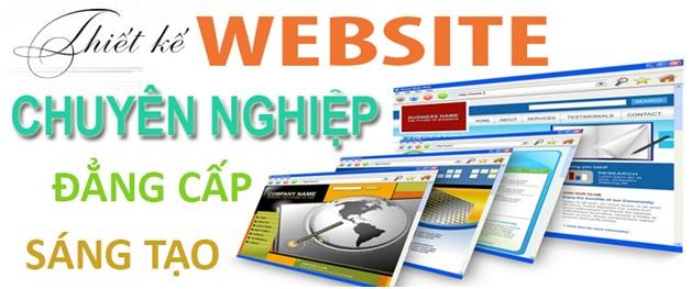 Nhận thiết kế website chuyên nghiệp tại tphcm