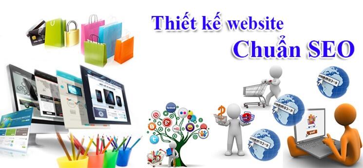 Dịch vụ thiết kế website tại Quận 5
