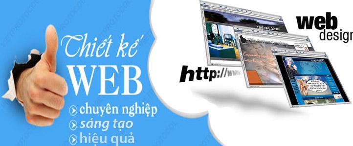 Thiết kế website uy tín hàng đầu