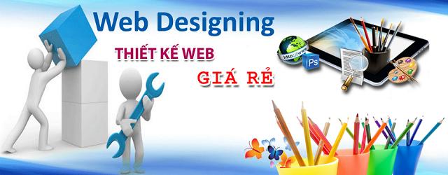 Thiết kế website tại Hà Nội giá rẻ